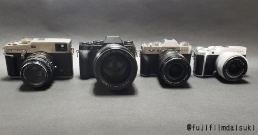 富士フィルムデジタルカメラ